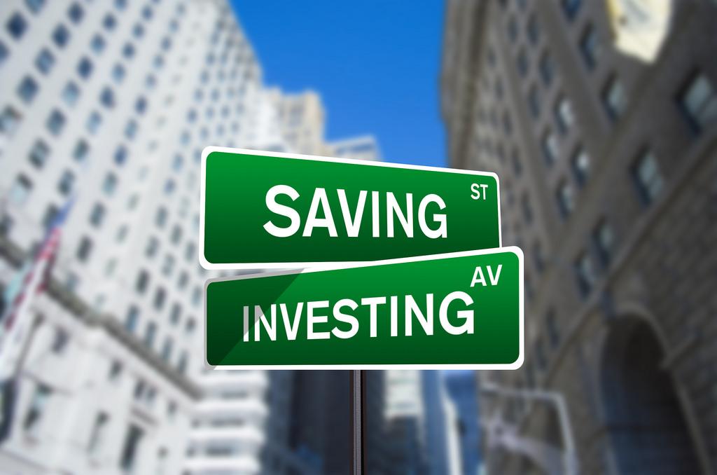 Menabung vs. investasi