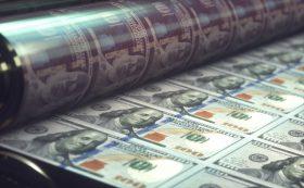 quantitative easing sama saja mencetak uang sebanyak-banyaknya